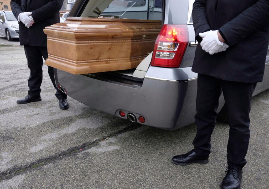 Transportul funerar necesar